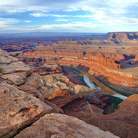 Dan Buckenmyer - Dead Horse Point at Sunrise