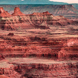 Gregory Ballos - Dusk at Dead Horse Point State Park