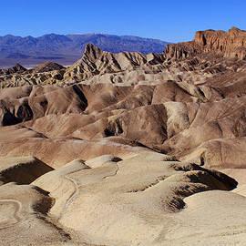 Daniela Safarikova - Death Valley