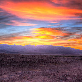 Heidi Smith - Death Valley Sunset
