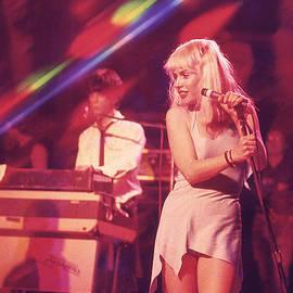 George Mann - Deborah Harry - Blondie - 1977