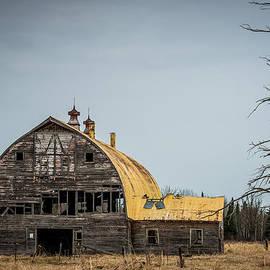 Paul Freidlund - Decaying Barn