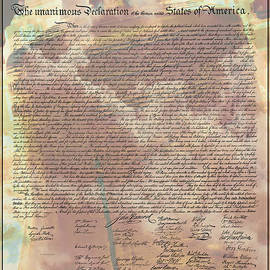Stephen Stookey - Declaration of Independence