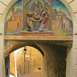 John Malone - Decorative Laneway of Florence