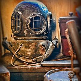 Paul Ward - Deep Sea Diver