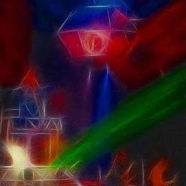 Gary Gingrich Galleries - Def Leppard-Adrenalize-GF12-Fractal