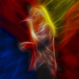 Gary Gingrich Galleries - Def Leppard-Adrenalize-Joe-GA25-Fractal
