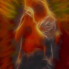 Gary Gingrich Galleries - Def Leppard-Adrenalize-Joe-GB20-Fractal