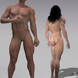 Joaquin Abella - Defective creations of Adam