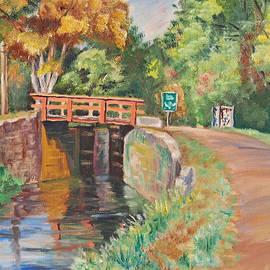 Joseph Levine - Delaware Canal