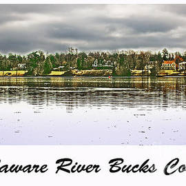 Tom Gari Gallery-Three-Photography - Delaware River Bucks County
