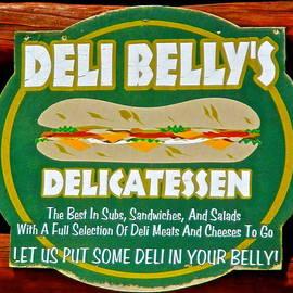 Jeff Gater - Deli Bellys