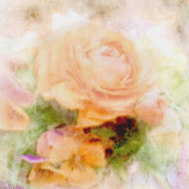 Zelma Hensel - Delicate and Soft Floral