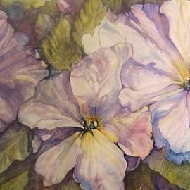 Laurine Baumgart - Delicate flowers