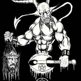 Alaric Barca - Demons Savior Bloody Redux