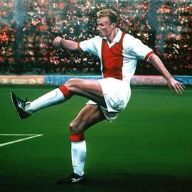 Paul  Meijering - Dennis Bergkamp Ajax