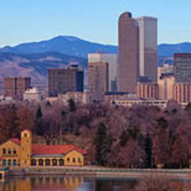 James Mordars - Denver Skyline