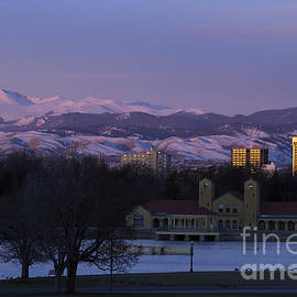 Steven Parker - Denvers Majestic Mountains