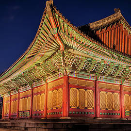 Joan Carroll - Deoksugung at Night