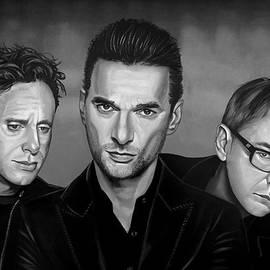 Meijering Manupix - Depeche Mode