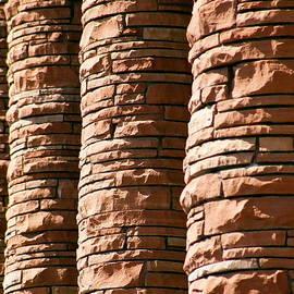 Dennis Knasel - Desert Columns