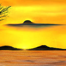 Yul Olaivar - Desert Eclipse