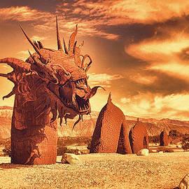 Douglas MooreZart - Desert Ness