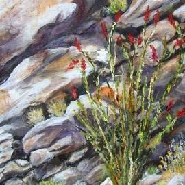 Caroline Owen-Doar - Desert Stillness