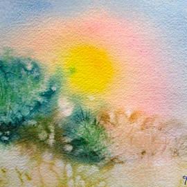 Teresa Ascone - Desert Study in Marana