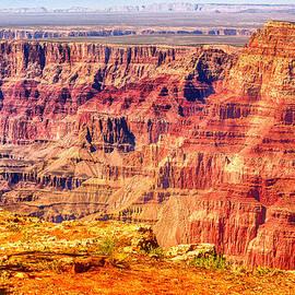 Bob and Nadine Johnston - Desert View Navajo Point Grand Canyon National Park