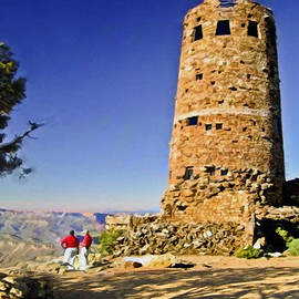 Bob and Nadine Johnston - Desert View Tower