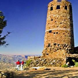 Dr Bob and Nadine Johnston - Desert View Tower