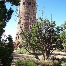 Chalet Roome-Rigdon - Desert View Watchtower