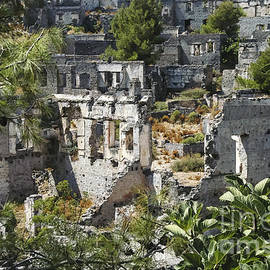Bob Phillips - Deserted Greek Village