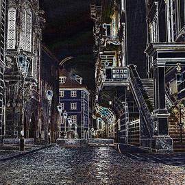 Steven Liveoak - Deserted Street
