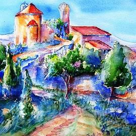 Trudi Doyle - Deserted Village of Perillos