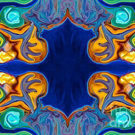 Omaste Witkowski - Destiny Unfolding Into An Abstract Pattern