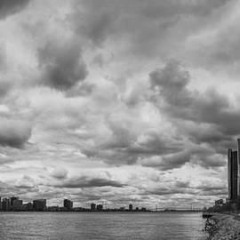 John McGraw - Detroit in Black and White