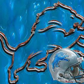 Jack Zulli - Detroit Lions
