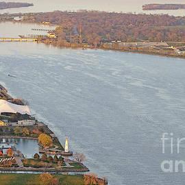 Ann Horn - Detroit River Overview