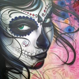 Mike Royal - Dia De Los Muertos Chica