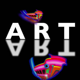 Charles Stuart - Digital Art