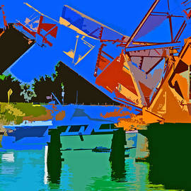 Joseph Coulombe - Digital Delta Draw Bridge