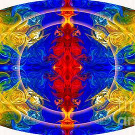 Omaste Witkowski - Dimensional EyeSight Abstract Living Artwork by Omaste Witkowski