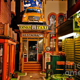 Gary Keesler - Dinks Route 66 Taxi Restaurant
