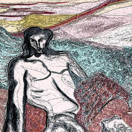 First Star Art  - Dionysus by jrr