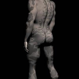 Joaquin Abella - Dionysus in the dark By Quim Abella
