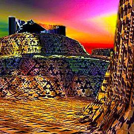 Rebecca Phillips - DISCOVERD An Ancient Atlantean Temple