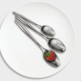 Joe Bonita - Dish Spoons and Strawberry