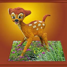 Thomas Woolworth - Disney Floral 03 Bambi